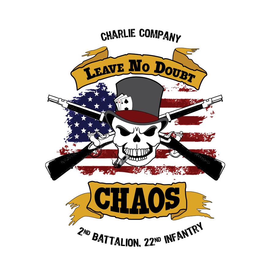 Charlie Company Chaos Logo