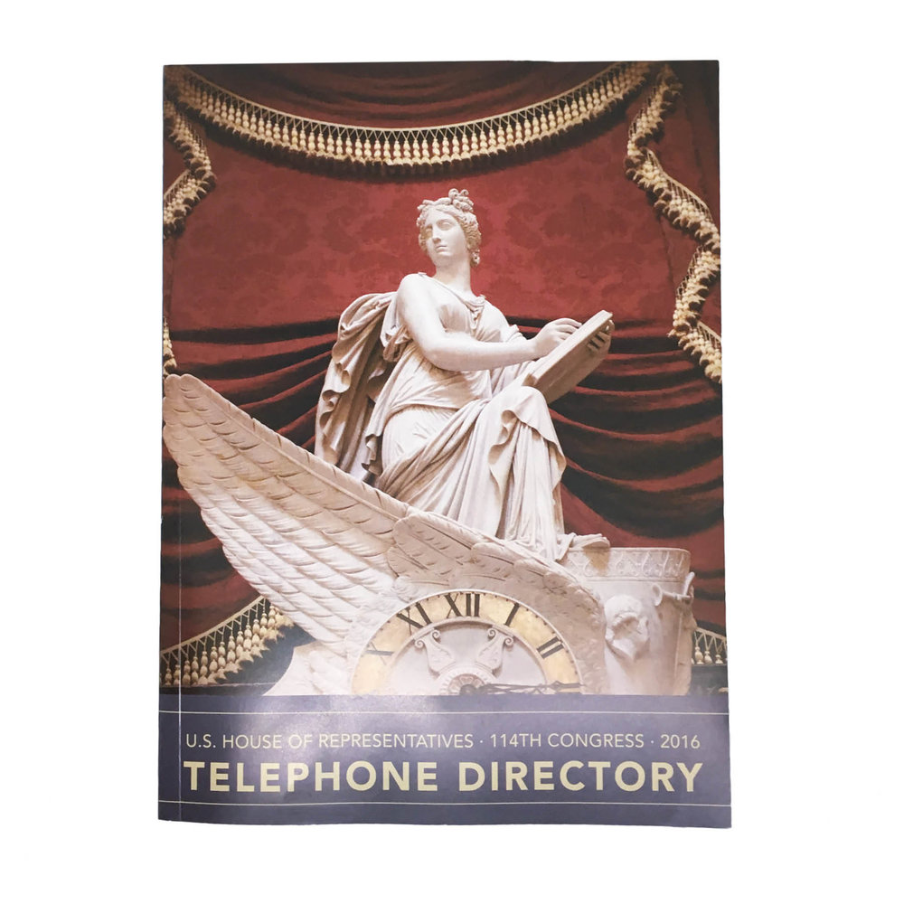 114th Congress Telephone Directory
