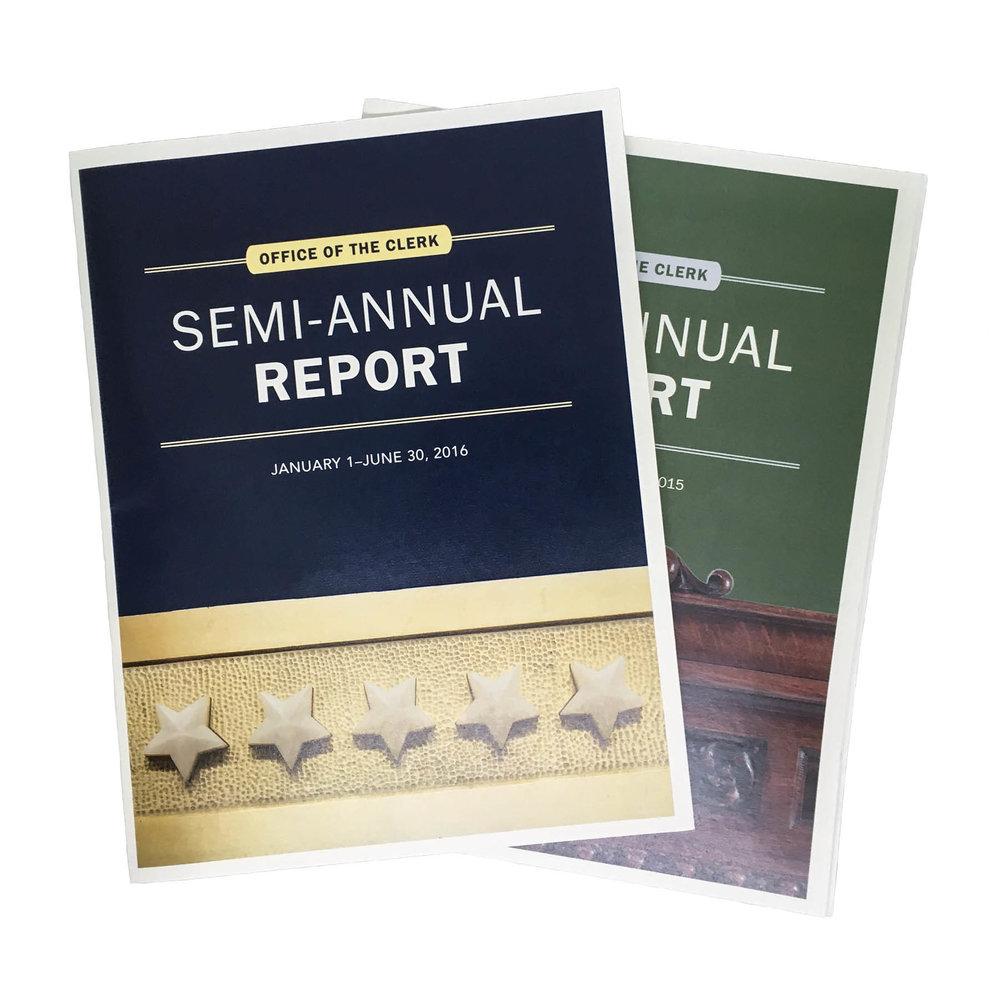 Semi-Annual Reports
