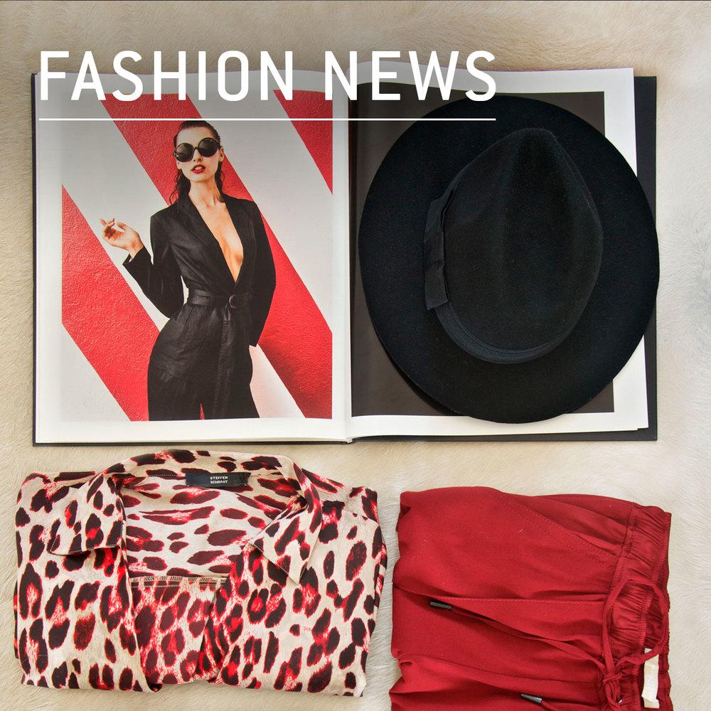 Aktuelle News aus dem Bereich Fashion