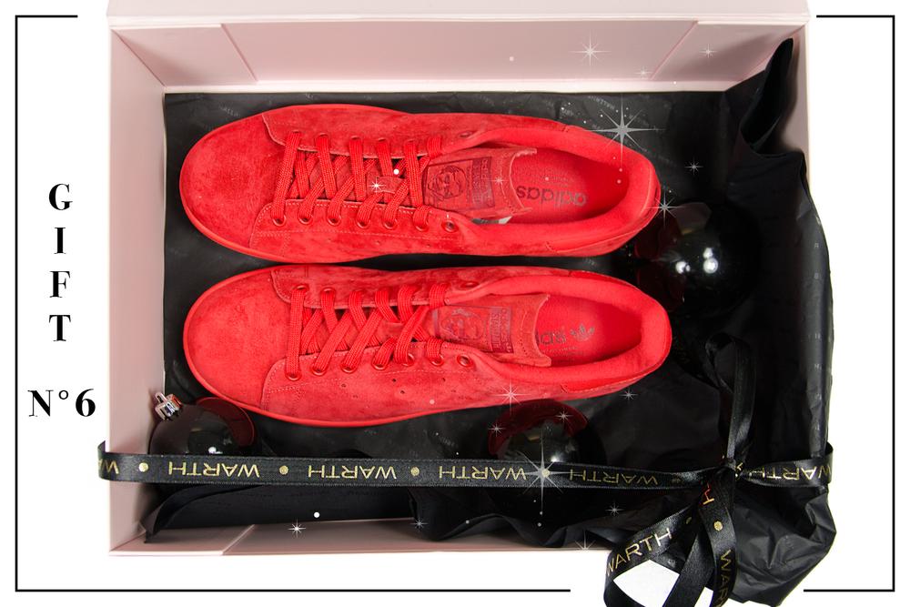 Für Fashion-Kings Die Adidas Sneakers in Rot sind der letzte Schrei und ein absolutes Must-Have für Fashion-Fans! Adidas, 99,- Shop @ Warth men Biberach/Ravensburg