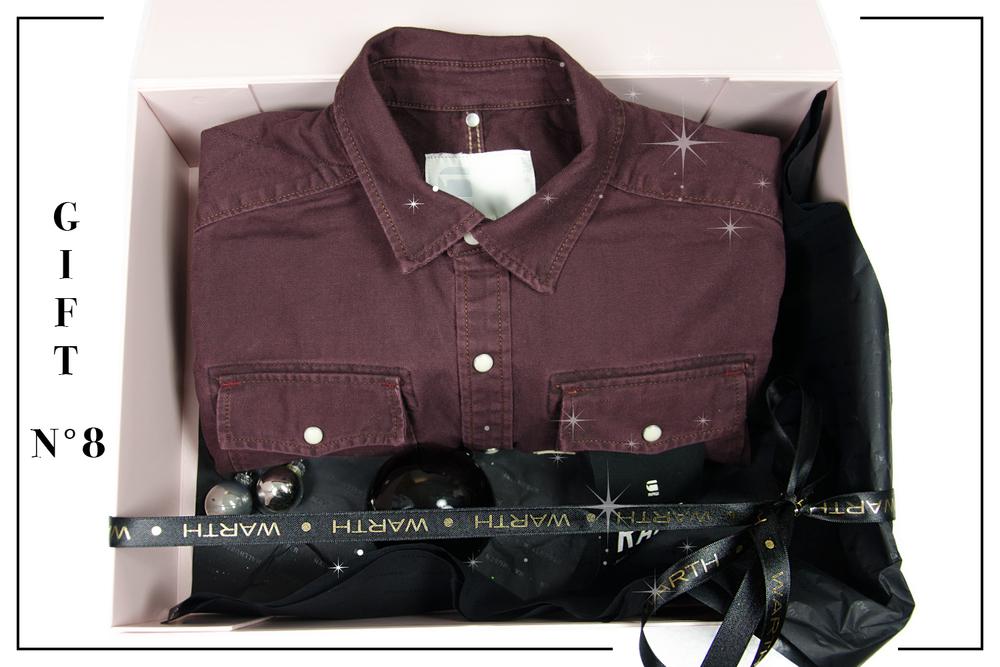 Für Schwiegersöhne Ein Hemd in cooler Waschung lässt auch Männerherzen höher schlagen. G-Star 99,95 Shop @ Warth men Biberach/Ravensburg
