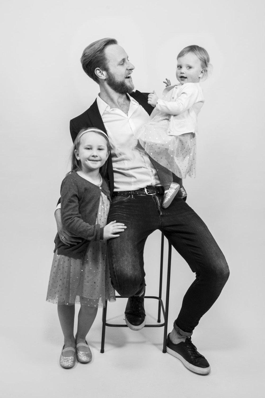 Robert & Sophie & Rosalie - Vater und Töchter