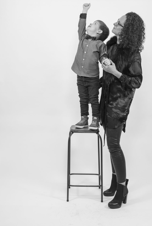 Maria & Sam - Mutter und Sohn