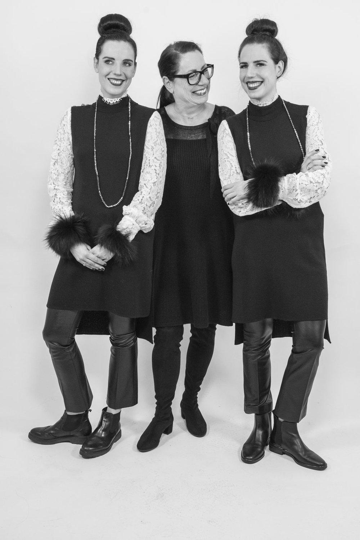 Adelheid & Katharina & Anna Lena - Mutter und Töchter
