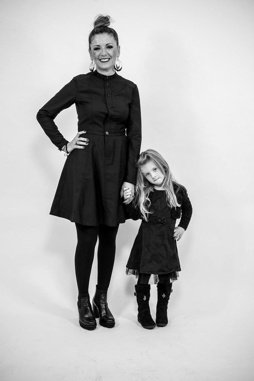 Meri & Felina - Tante und Nichte