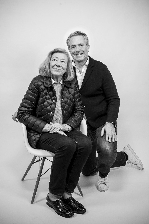 Günter & Waltraut - Sohn und Mutter