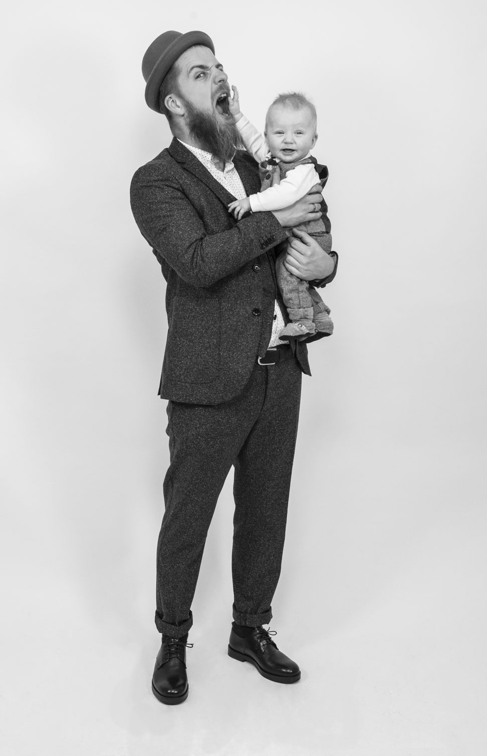 Fabian & Hannes - Vater und Sohn