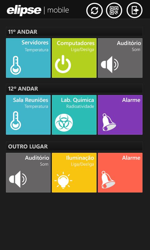 Elipse Mobile em Android