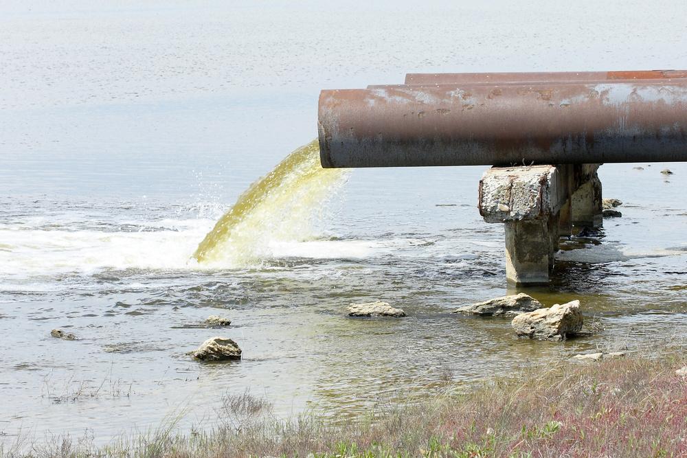Op dit moment heeft ongeveer de helft van de wereldbevolking geen toegang tot schoon drinkwater