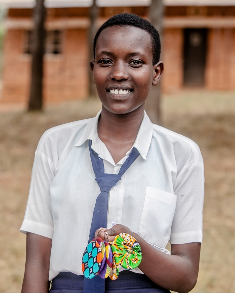 Educate! provides girls with the tools they need to develop economic resources and confidence in their skills, allowing them to transform their families and communities. -