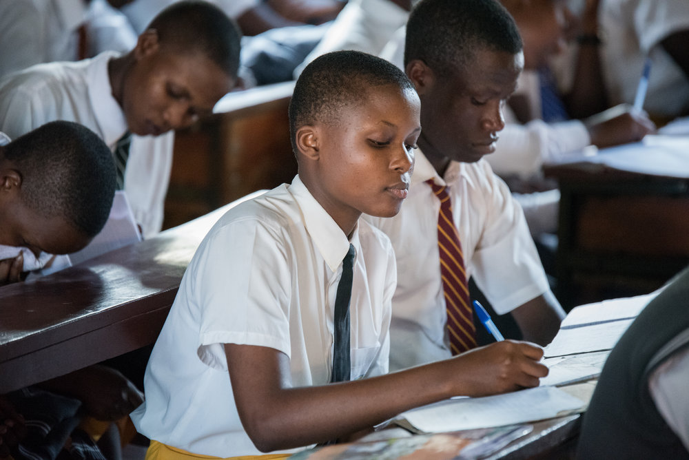 give youth the skills to attain further education -