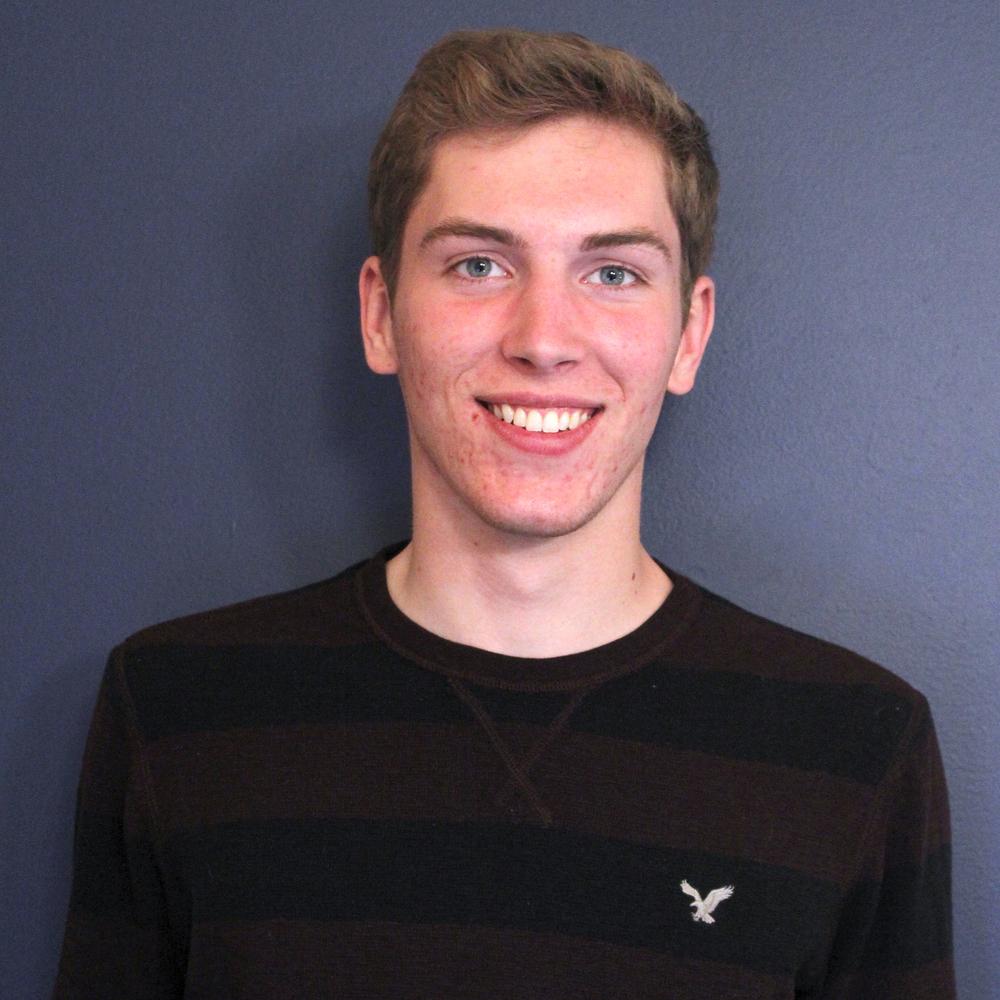 Program Vice President Ryan Twaddle