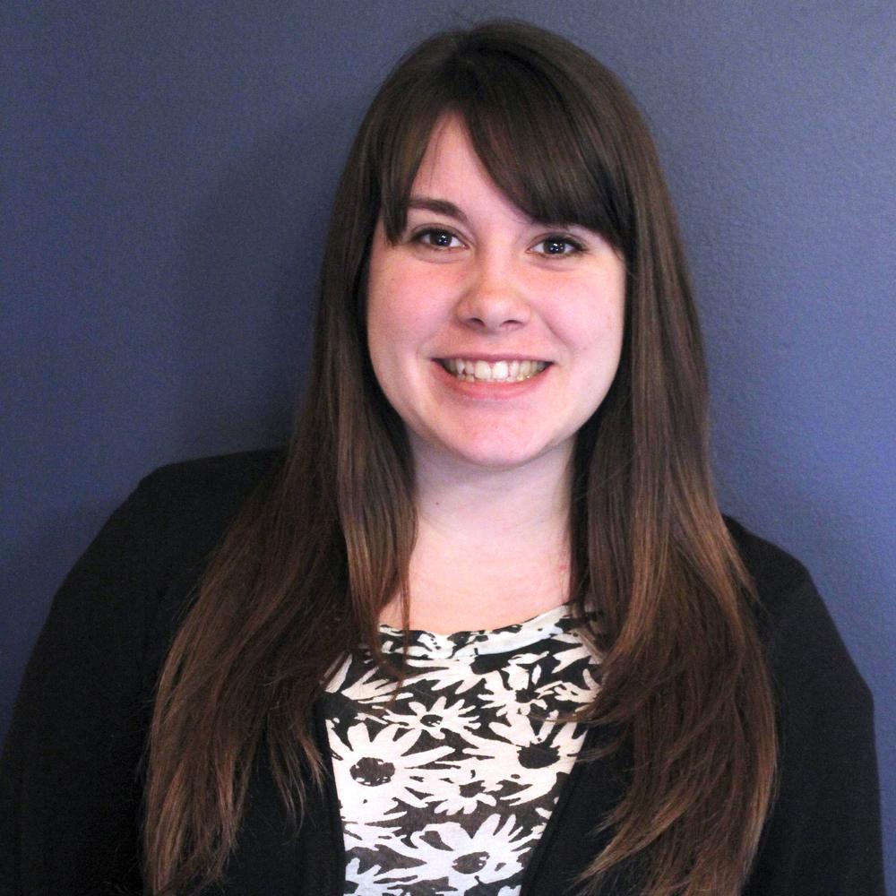 Communications Vice President Sarah McClanahan
