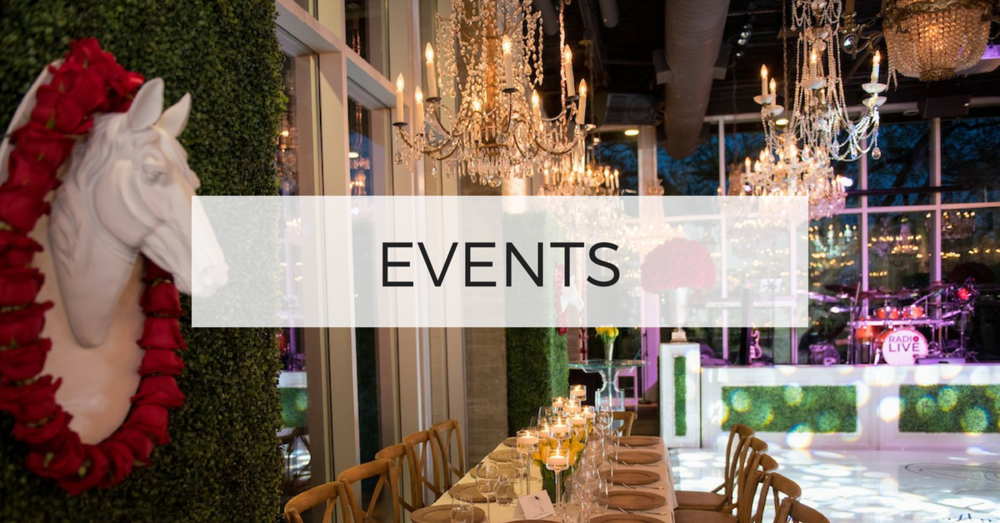 From a private home party of 20 to corporate event for 500, we can plan every detail of your special event. Venue search, vendor sourcing and vision development is not just for weddings – entertaining your guests comes in all fashions and so does our planning style!