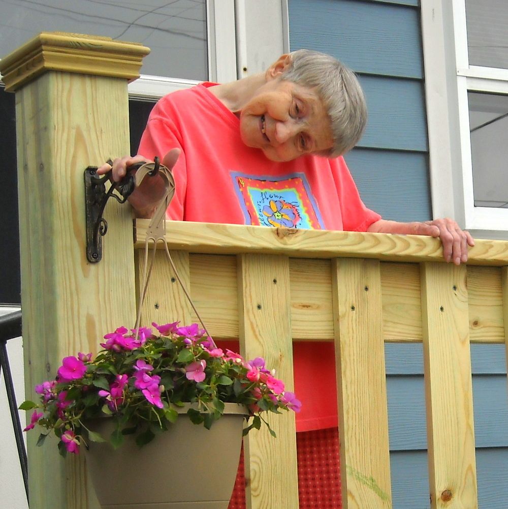 Rosemary, Homeowner