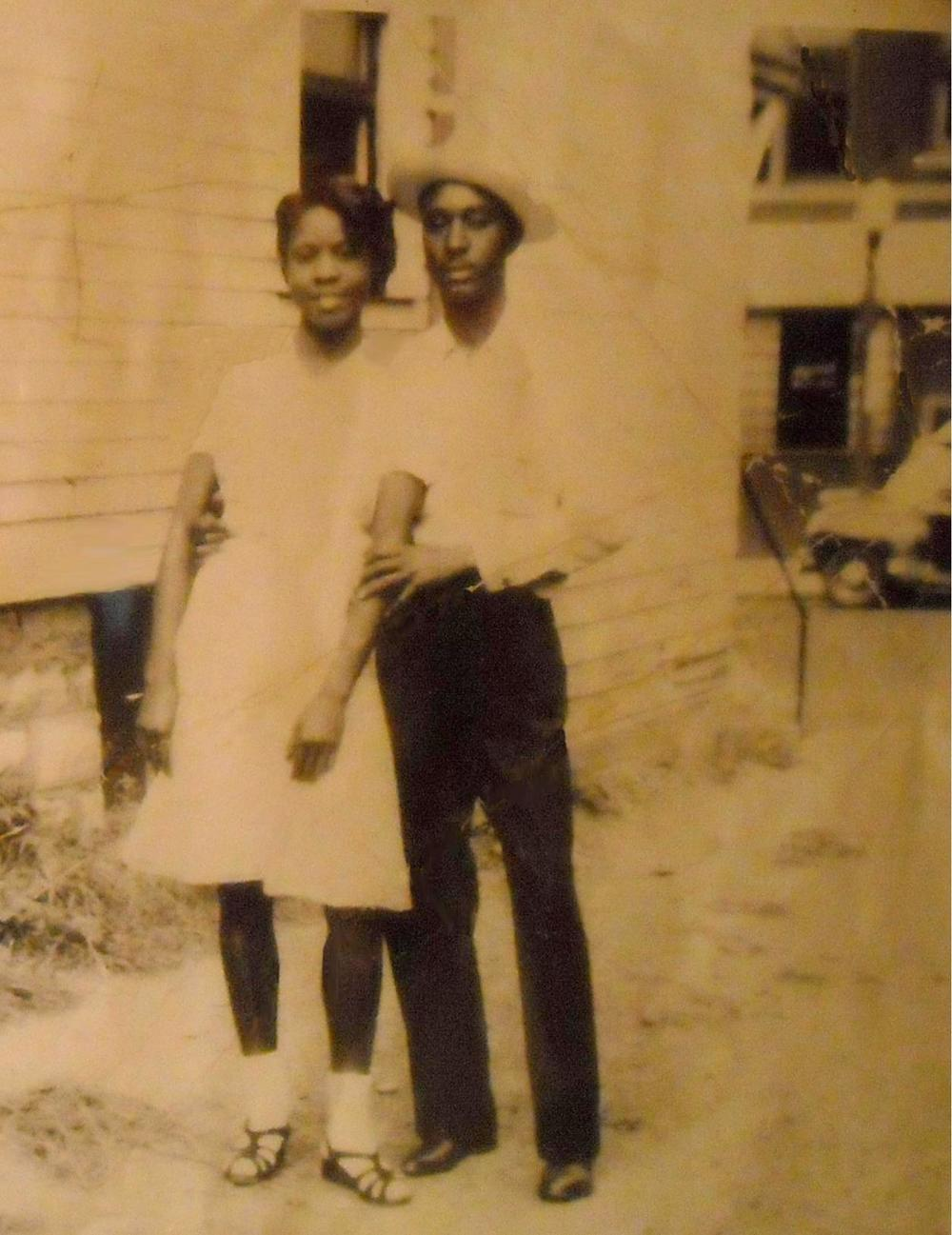 Joe & Willie Mae, 1937