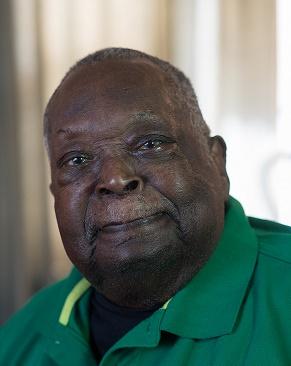 John at age 92.