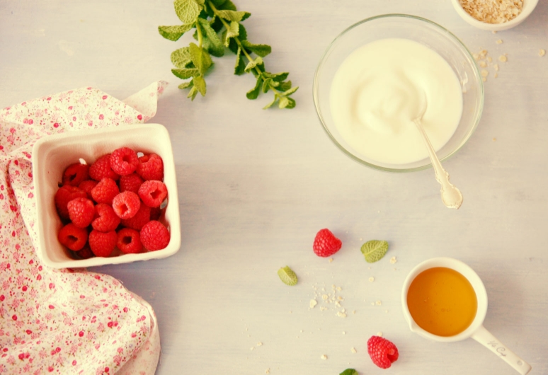 Raspberry Mint Face Cream