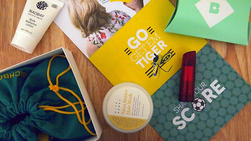 Silk + Honey Shea Butter Hair mask In Birchbox June 2014