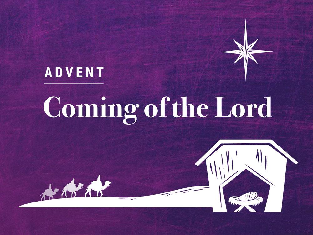 1st sunday of advent 2018