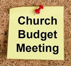 Sunday Jan. 27 (12:30 - 2:30pm) - 2nd meeting  Sunday Feb. 3: Budget presentation  Sunday Feb. 10: Congregational vote
