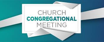 Sunday Feb. 3: Budget presentation  Sunday Feb. 10: Congregational vote