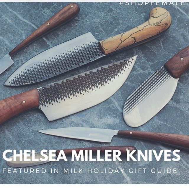 Thank you @milk for the feature in the female made holiday gift guide 🎄⭐️
