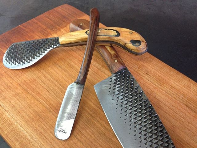 A New Year! Looking forward to new knife designs and projects in 2019! . . . . #knife #handmade #chef #steak #cheese #cook #cooking #tavern #beauty #artfulliving