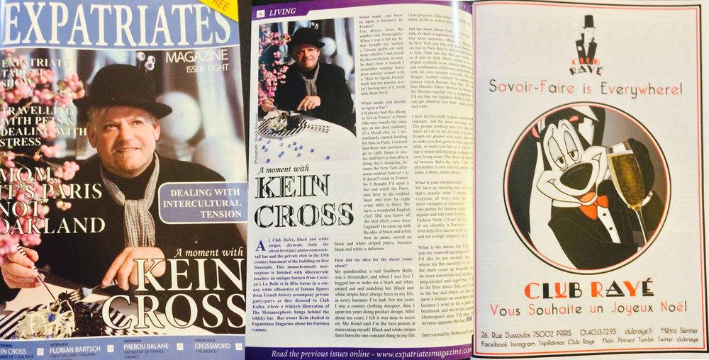 Expatriates November issue