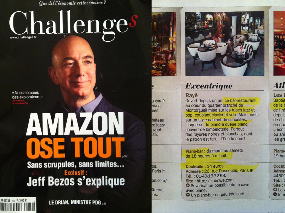 Challenges - November 2014