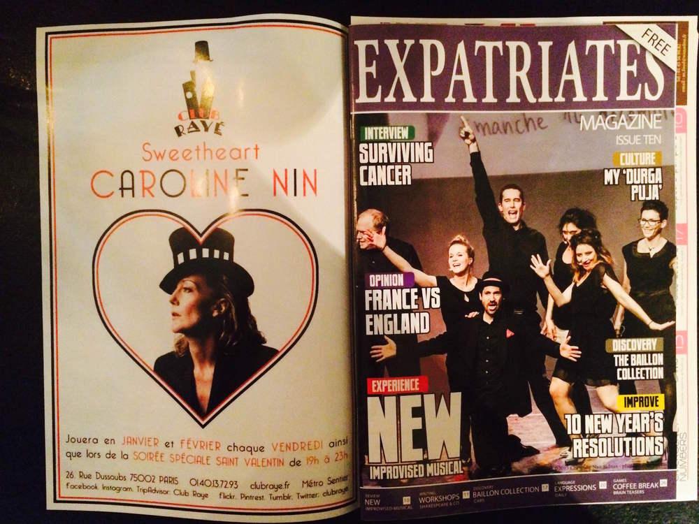Expatriates - February 2015