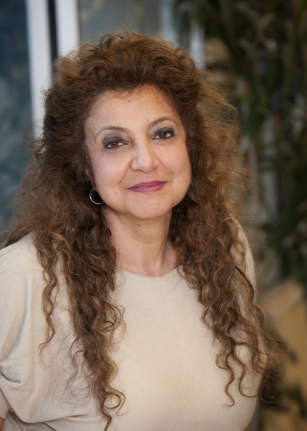 Dr. Angela Mailis, Founder