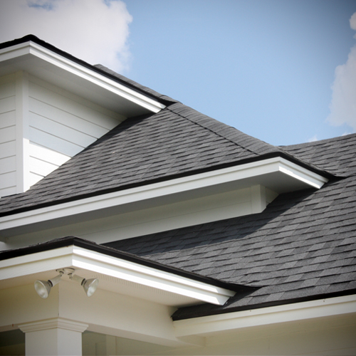 We inspect the entire exterior of the home including roofs, windows, and siding.