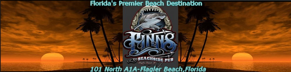 Finns Flagler Beach Events