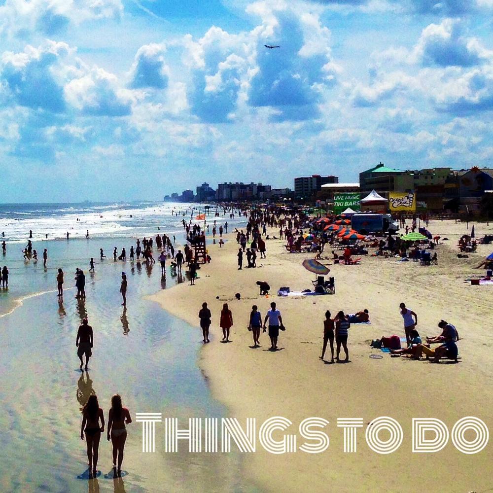 Daytona Beach Things to do