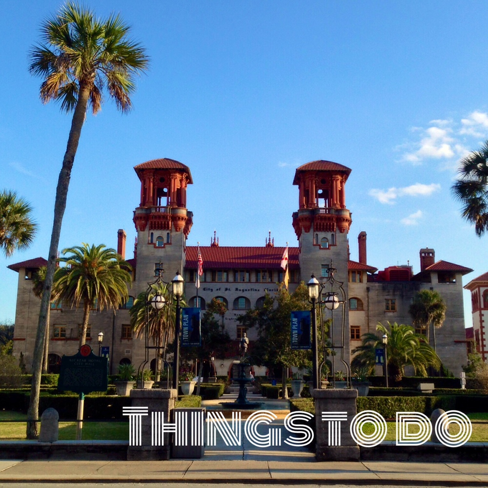 St. Augustine things to do