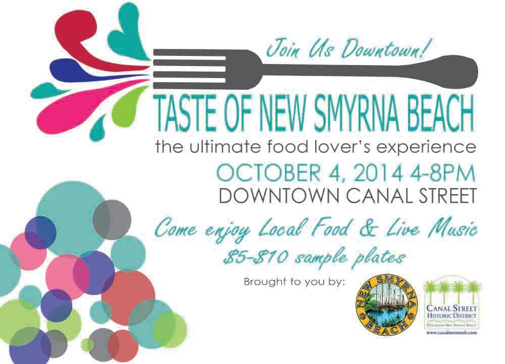 Taste of New Smyrna Beach