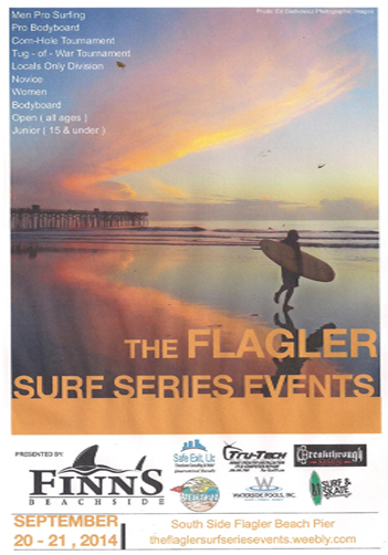 Flagler Surf Series Events