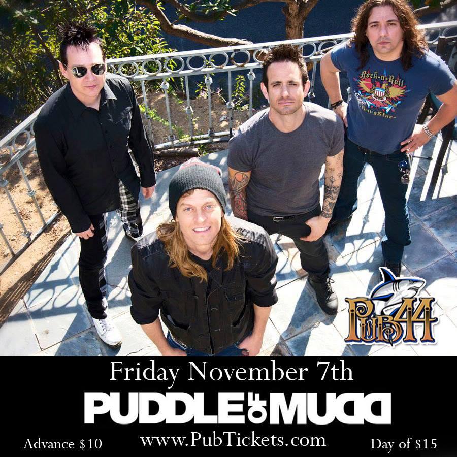 Puddle of Mudd Pub 44 New Smyrna Beach
