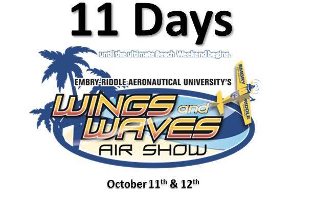 Wings and Waves Daytona Beach