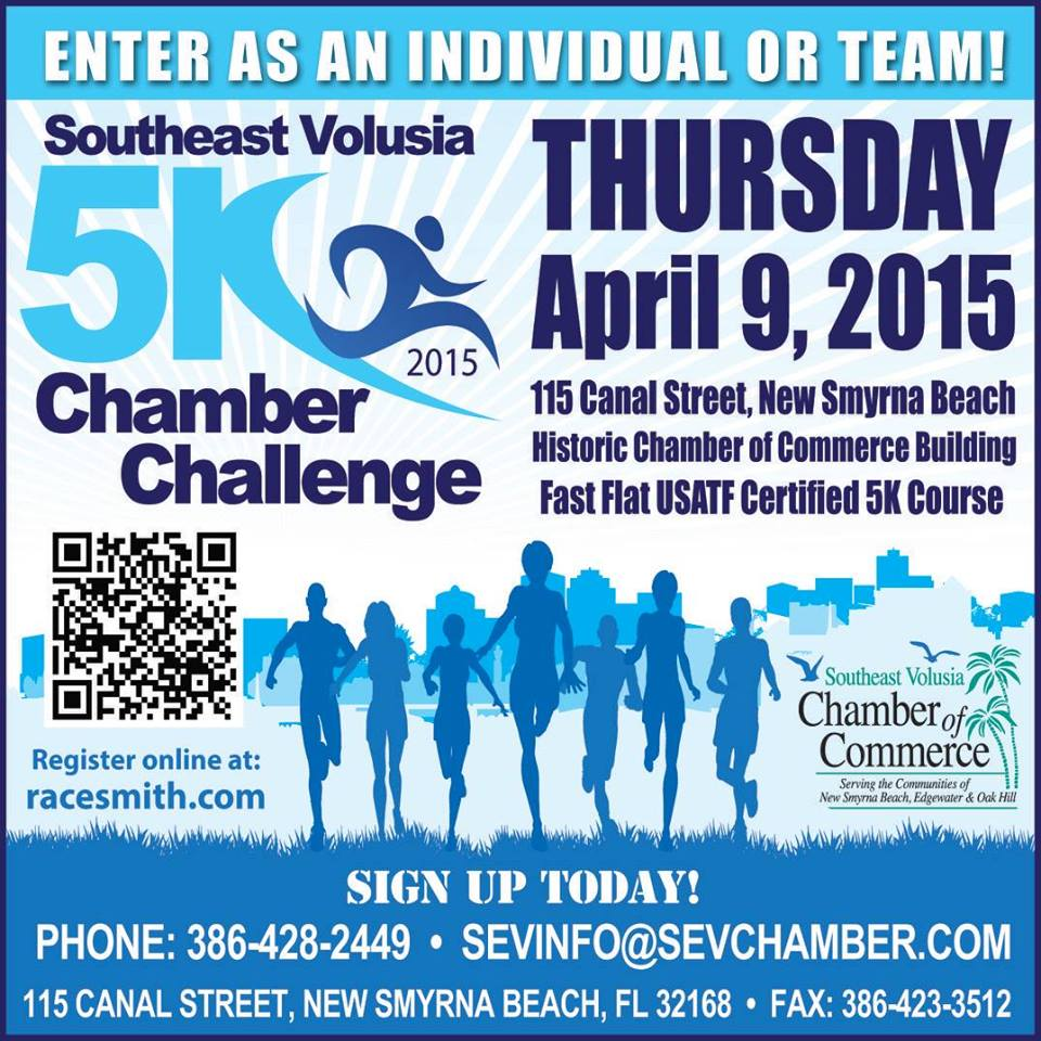 Southeast Volusia 5K Chamber Challenge
