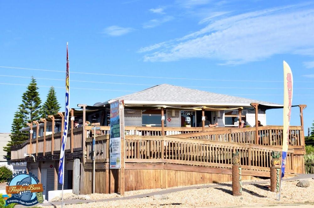 Restaurants On The Beach Flagler Beach