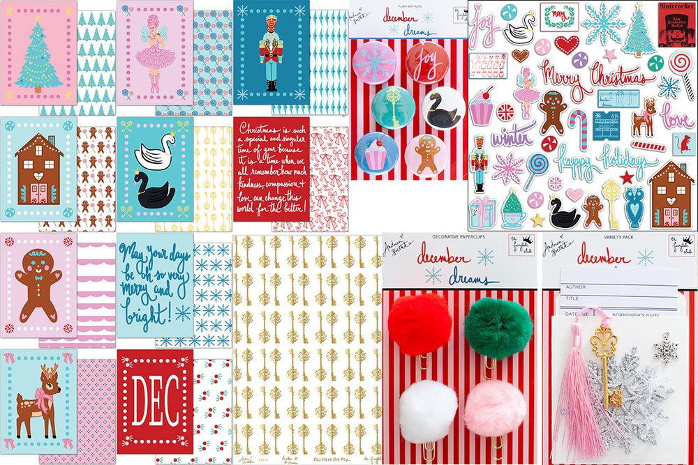 December Dreams - Planner Kit Block.jpg