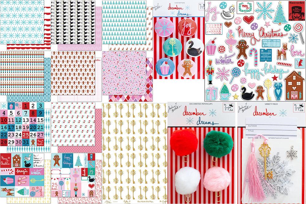 December Dreams - Scrapbook Kit Block.jpg
