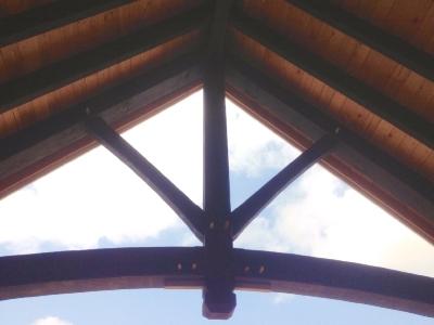 Structural Details - The builder makes each project unique