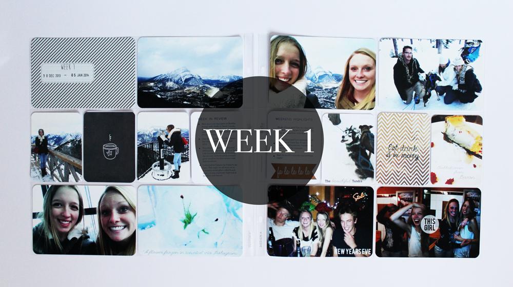 Week 1 Spread
