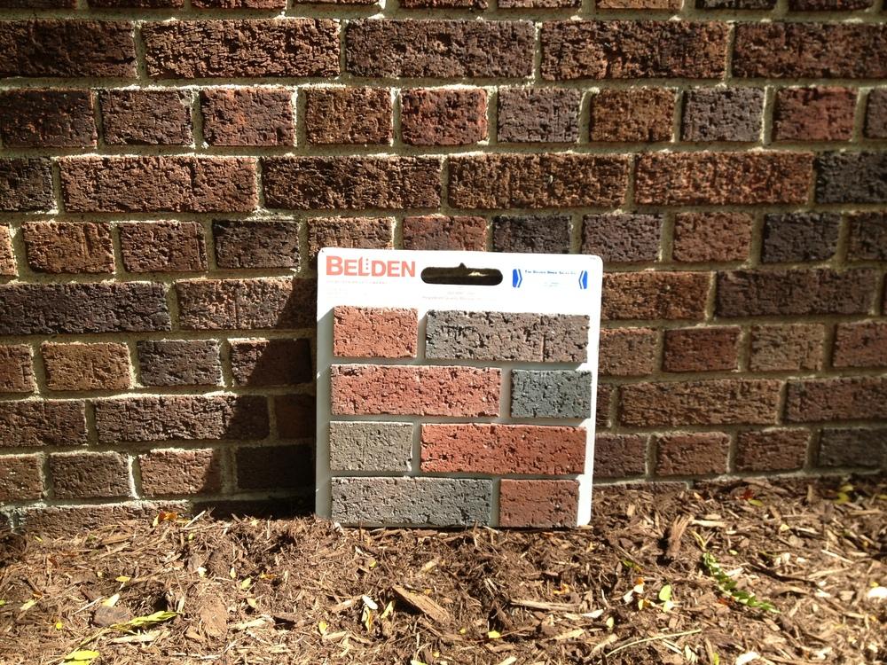 Brick matching