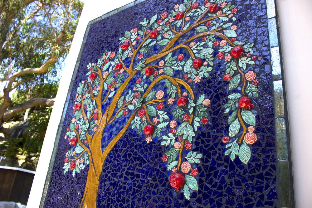 Enchanted Pomegranate
