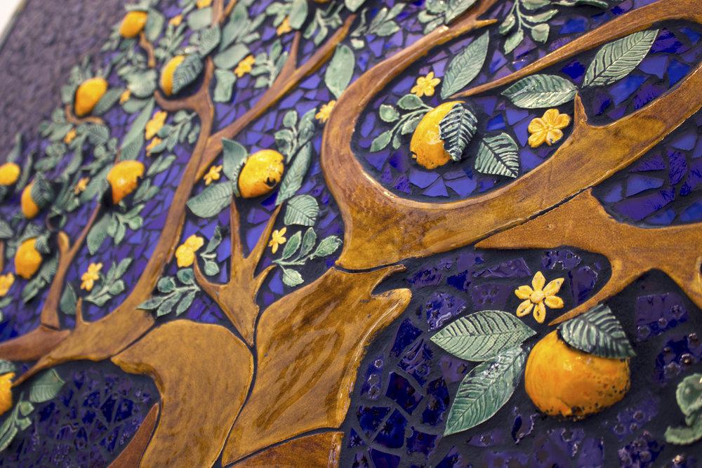 Enchanted Orange Tree